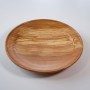 woodturned platter Beech by Glenn Lucas