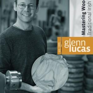 Glenn Lucas cover of dvd 4 woodturned platter