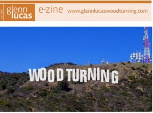 Hollywoodturing ezine cover for Glenn Lucas 2106