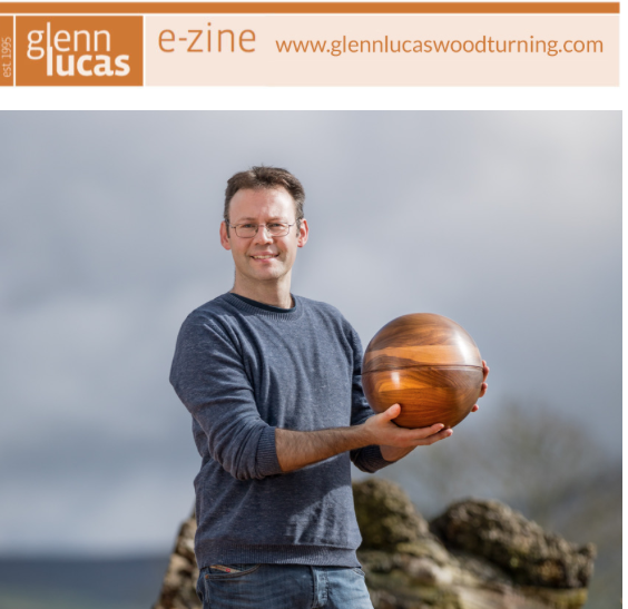 e zine from Glenn Lucas woodturning November 217